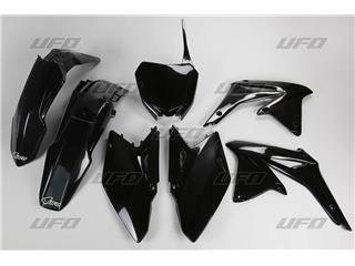 Kit plastique UFO noir Suzuki RM-Z450