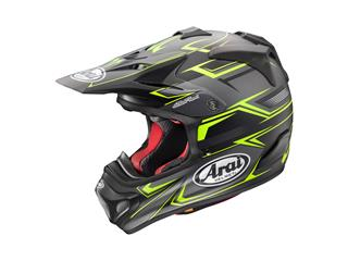 Casque ARAI MX-V Sly Yellow taille XL - 43101814XL