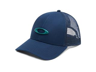 OAKLEY Trucket Ellipse Hat Universal Blue