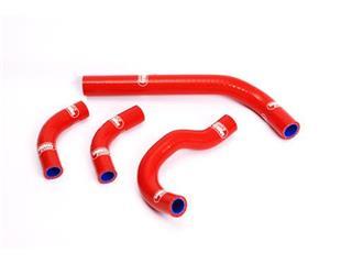 Durites de radiateur SAMCO type origine rouge - 4 durites Honda CRF250R/X - 44067441