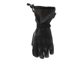 RST Paragon WP CE Leather/Textile Gloves Black Size 2XL - 815000050112