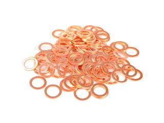 Arruela alumínio 10X16X1,5 saco de 100 peças R100160GA/100 - 63337