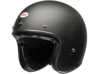 Casque BELL Custom 500 Carbon Matte Black taille XS