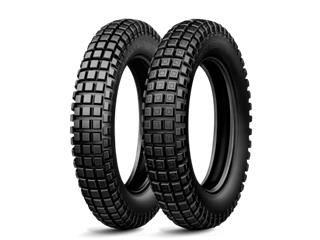 Pneu MICHELIN TRIAL X LIGHT COMP 120/100 R 18 M/C 68M TL - 572546774