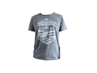 T-shirt BIHR Vintage Factory - taille XXL - 980688XXL