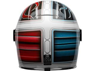 Casque BELL Bullitt DLX SE Baracuda Gloss White/Red/Blue taille S - 4f279861-2bbb-4c99-8c10-2cef34c8a0a9