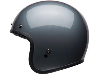 BELL Custom 500 DLX Helmet Rally Gloss Gray/Red Size M - 4f4bd74a-6a6f-4a69-aff2-68dd00fdbc20