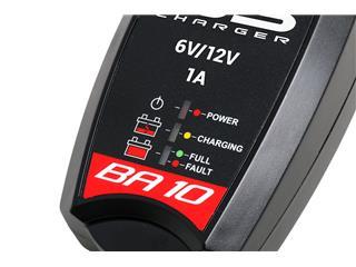 BS BATTERY Batterieladegerät BA10 6V / 12V 1000MA - 4f6043c6-8eea-45f4-a080-631803d9ab90