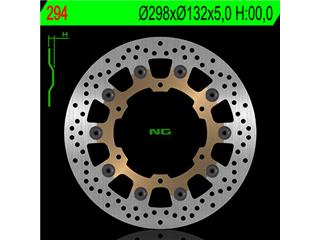 Disque de frein NG 294 rond semi-flottant - 350294