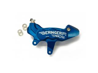 BERINGER Aerotec® Left Axial Brake Caliper 6 Pistons Ø27mm Blue