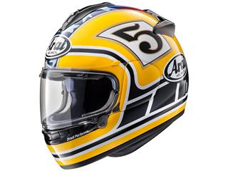 ARAI Chaser-X Helm Edwards Legend Geel Maat S