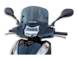 Cúpula Malossi SPORT SH300 15- ahumado oscuro 4517070 - 540141