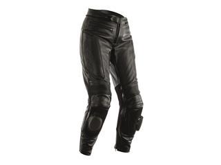Pantalon RST GT CE cuir noir taille L femme