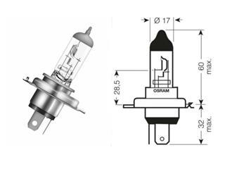 Ampoule OSRAM H4 Original Line 12V/75W culot P43t-38 10pcs - 5053ae45-e3a5-4aba-b1d4-5f24229194a6