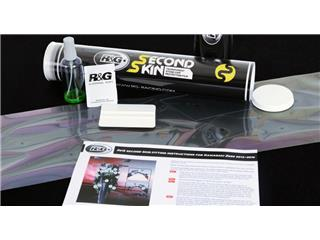 Seconde peau R&G RACING transparent Kawasaki Z900RS Café