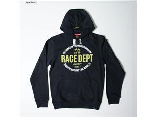 RST Original 1988 Hoodie Black Size XXL - 825000065472