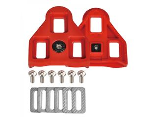 CLEAT SET RC-5 LOOK 6° RED