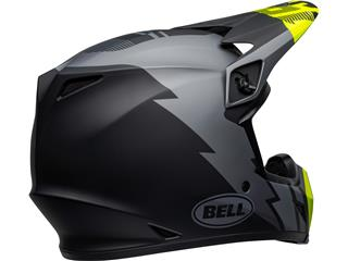 Casque BELL MX-9 Mips Strike Matte Gray/Black/Hi Viz taille M - 5102ca15-14c8-4ac5-94d6-6cba58c304b8