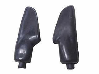 Cubremanetas Honda negro tipo HONDA