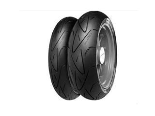 CONTINENTAL Tyre ContiSportAttack 120/70 ZR 17 M/C (58W) TL