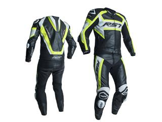 Veste RST Tractech Evo R CE cuir jaune fluo taille XL homme - 513b274f-3039-47dd-a8e8-ad2f810824a7