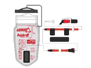 Poche à eau LEATT Flat CleanTech 750 0,75L pour GPX Ultra 750 HF