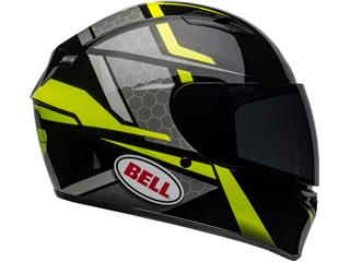 BELL Qualifier Helmet Flare Gloss Black/Hi Viz Size L - 515c127e-d1e2-4972-9524-4fd731972b82