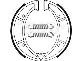 Zapatas de freno Tecnium BA117