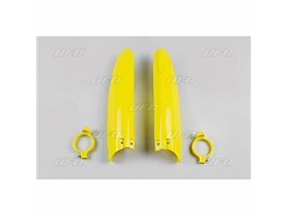 Protections de fourche UFO jaune Suzuki - 78335364