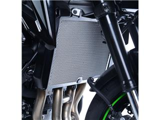 Protection de radiateur R&G RACING titane Kawasaki Z900