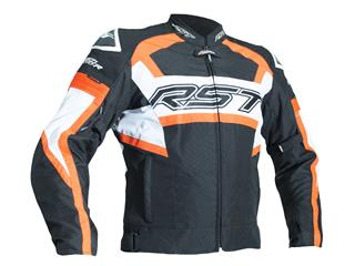RST TracTech Evo R Jacket CE Textile Flo Red Size XL - 12048FRED46