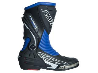 RST Tractech Evo 3 CE Boots Sports Leather Blue 41 Men