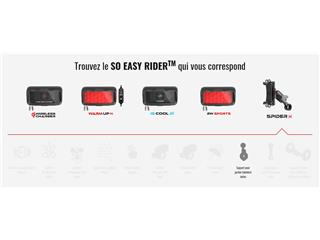 SO EASY RIDER Is Cool Vertical Full Box Telefon-Schutzhülle - 524e4c4c-869d-4c50-8564-600cd8f892e0