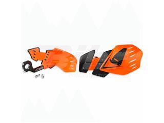 Protetores de mão aberto UFO Guardian laranja