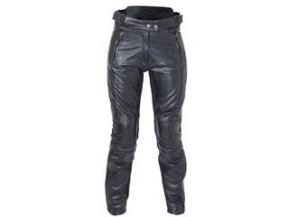 Pantalon RST Ladies Kate cuir noir taille 3XL femme