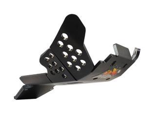 AXP Enduro Xtrem HDPE Skid Plate Black TM EN 250/300