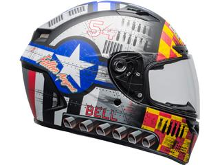 Casco Bell Qualifier DLX Mips DEVIL MAY CARE Gris, Talla S