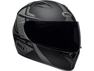 BELL Qualifier Helmet Flare Matte Black/Gray Size XXL - 531f6b81-3770-42d5-84ea-9ae1b263b659