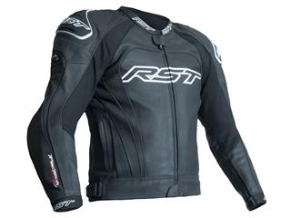 RST TracTech Evo 3 Jacket CE Leather Black Size 4XL