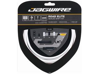 SHIFT CABLE KIT JAGWIRE ROAD ELITE SRAM/SHIMANO/WHITE