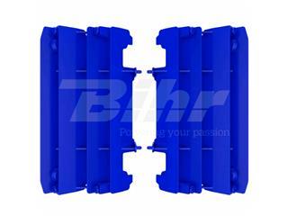 Aletines de radiador Polisport  Yamaha azul 8985500001