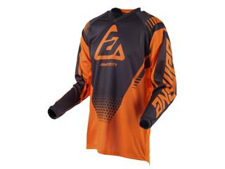 Maillot ANSWER Syncron Drift orange fluo/Charcoal taille L