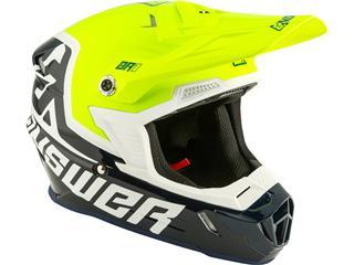 ANSWER AR1 Voyd Youth Helmet Midnight/Hyper Acid/White Size YS - 53e84d67-1771-4a40-b398-ab1fc6ad276e
