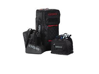OGIO T-3 Stealth 3-in-one Gearbag Black