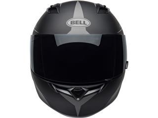BELL Qualifier Helmet Flare Matte Black/Gray Size XXL - 54122f12-8a12-4d4c-ba76-90474c10bd19