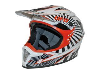Spare visor for UFO Nitro helmet