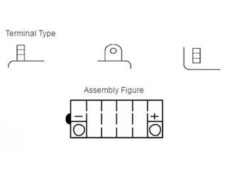 Batterie YUASA Y60-N24L-A conventionnelle - 5455db4d-c1f3-423a-ae17-35f844d741fa