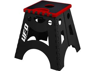 UFO Mecha Foldable Bike Stand Red