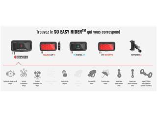 SO EASY RIDER Warm Up Horizontal Full Box Telefon-Schutzhülle - 54716559-61ac-4b83-8659-c53d13657af2
