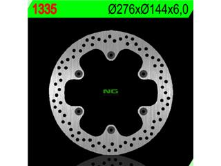 Disque de frein NG 1335 rond fixe
